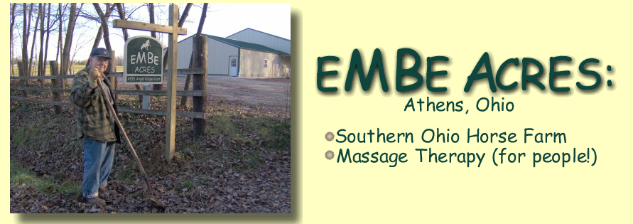 Welcome to eMBe Acres